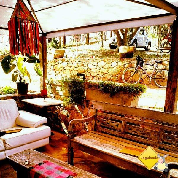 Aldeia Bar Tiradentes. Gastronomia Thaipira em Tiradentes, MG. Imagem: Janaína Calaça