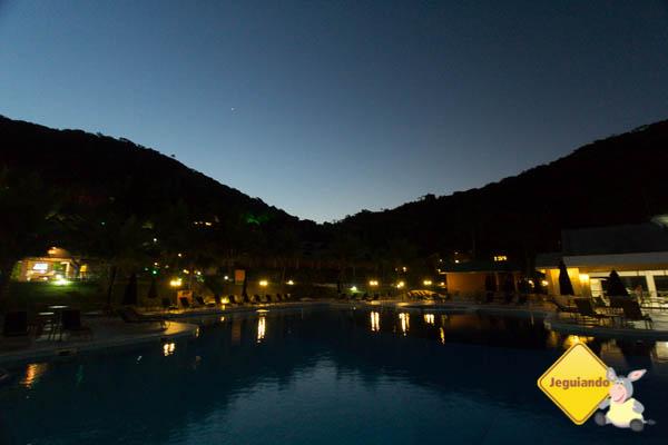 Vista noturna do Infinity Blue. Imagem: Erik Araújo
