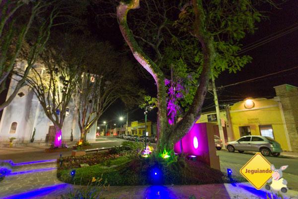Igreja São Benedito, ou Igreja da Matriz. Guararema, São Paulo. Imagem: Erik Araújo
