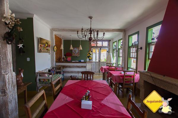 Restaurante da Mercês. Tiradentes, MG. Imagem: Erik Araújo