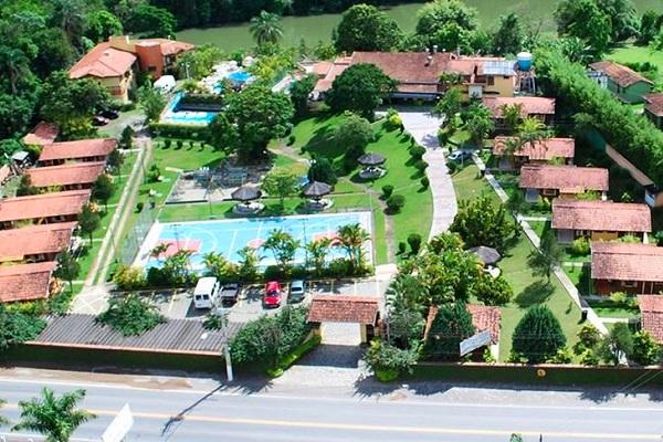 Hotel Vale do Sonho. Imagem: Divulgação
