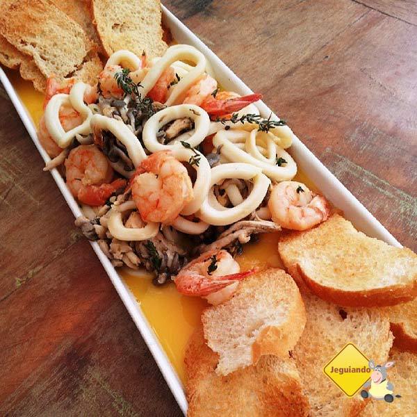 Dupla de três. Aldeia Bar Tiradentes. Gastronomia Thaipira em Tiradentes, MG. Imagem: Janaína Calaça