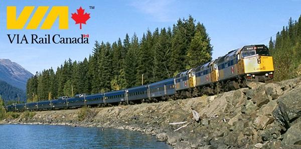 Enquanto a gente não cruza o Canadá de trem, damos dicas de planejamento para sua próxima viagem! Imagem: Via Rail
