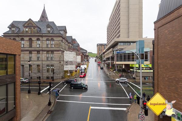 Barrington Street. Halifax, Nova Scotia. Imagem: Erik Araújo