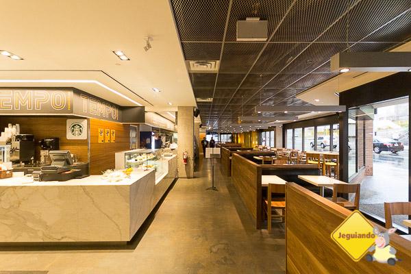 Café/ Restaurante O Tempo. Delta Barrington. Halifax, Nova Scotia. Imagem: Erik Araújo