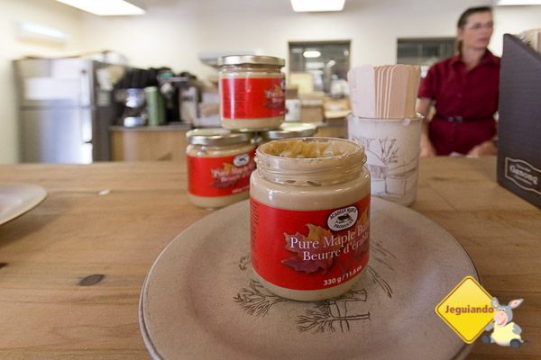 Manteiga de Maple. Imagem: Erik Araújo