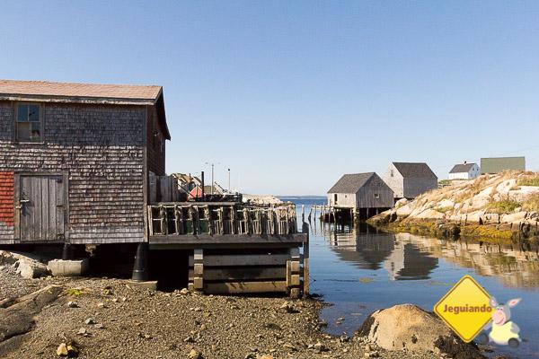 Peggy`s Cove. Imagem: Erik Araújo