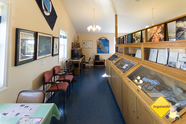 SS Atlantic Heritage Site. Nova Scotia. Imagem: Erik Araújo