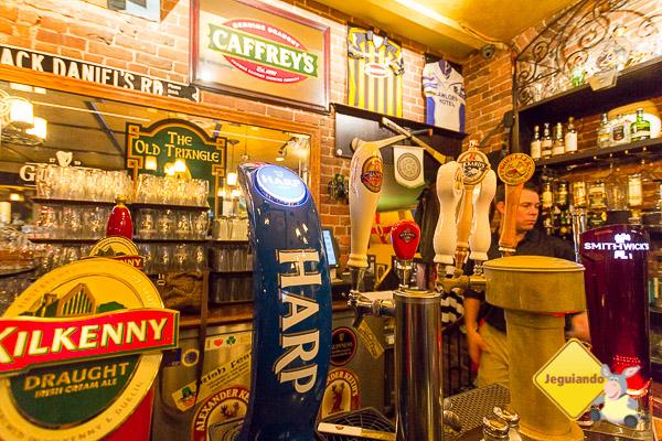 The Old Triangle, pub em Halifax. Imagem: Erik Araújo