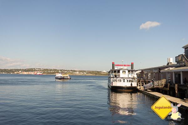Vista do Waterfront de Halifax. Imagem: Erik Araújo