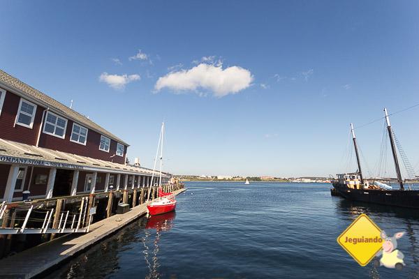Waterfront de Halifax. Nova Scotia. Imagem: Erik Araújo