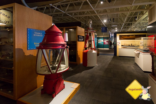 Maritime Museum of the Atlantic. Halifax, Nova Scotia. Imagem: Eriik Araújo