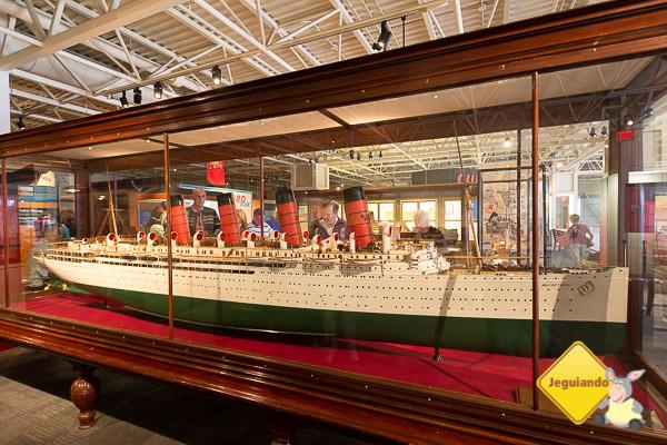 Maritime Museum of the Atlantic. Halifax, Nova Scotia. Imagem: Eriik Araújo