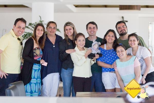 Grupo do encontro. Imagem: Juliana Batista