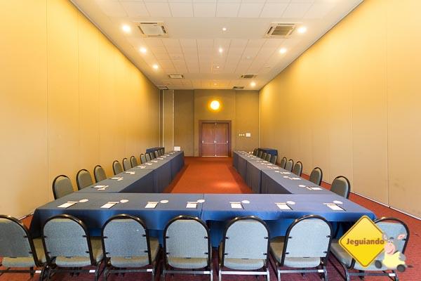 Sala de reuniões. Imagem: Erik Araujo