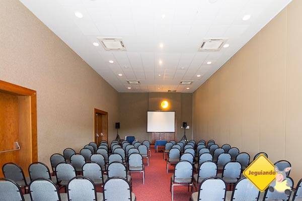 Salas de conferência / eventos. Imagem: Erik Araujo