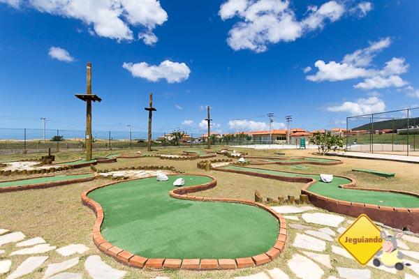 Mini Golf. Imagem: Erik Araujo