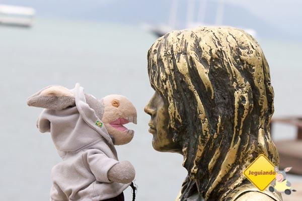 Jegueton & Bardot, um caso de amor. Imagem: Erik Araujo