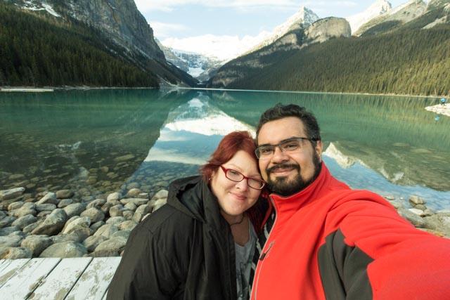 Das pradarias às rochosas, abraçamos o Canadá! Imagem: Erik Araújo