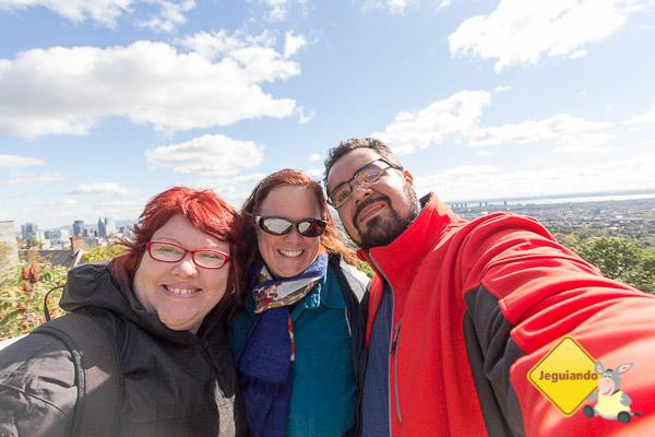 Nádia, nossa guia em Montréal, que mostrou a cidade por um prisma completamente diferente e que hoje se tornou uma grande e querida amiga. Imagem: Erik Araújo