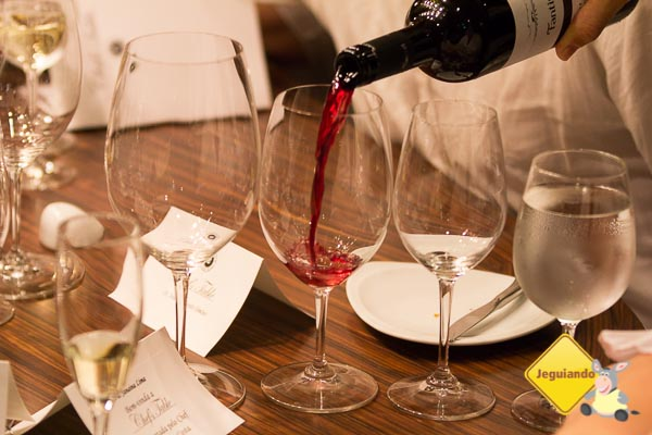 Cuidadosa seleção de vinhos. Splendour of the Seas, Royal Caribbean. Imagem: Erik Araújo