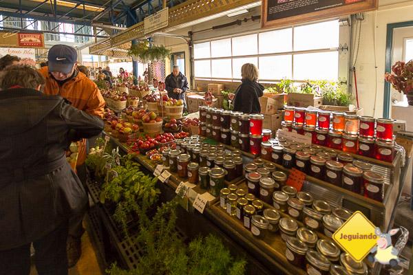 Marché du Vieux-Port (Old-Port Market). Imagem: Erik Araújo