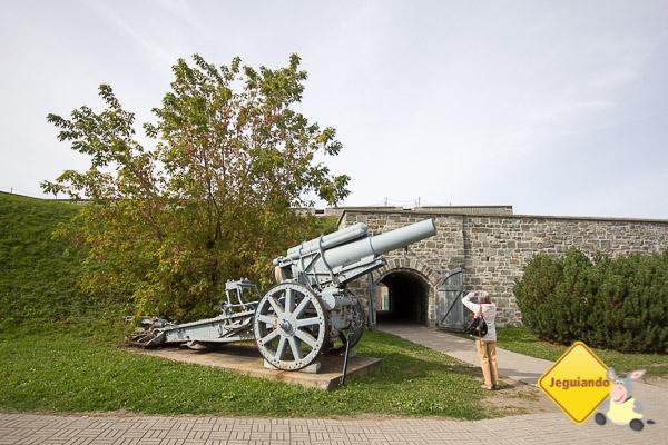 Citadelle de Québec. Québec City. Imagem: Erik Araújo