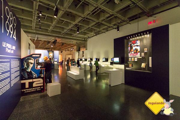 Musée de La Civilisation. Québec City, Québec. Imagem: Erik Araújo