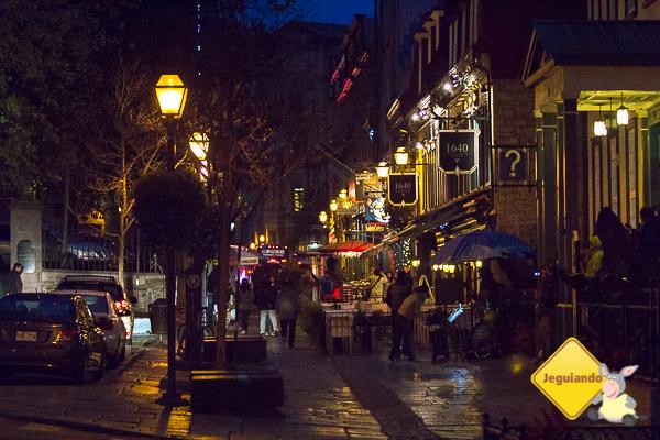 Avenida Grande Allée Est. Québec City, Québec, Canadá. Imagem: Erik Araújo