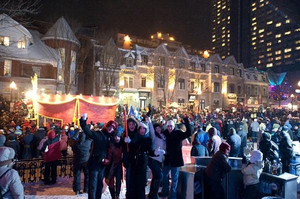 Carnaval de Inverno de Québec. Imagem: ©Canadian Tourism Commission