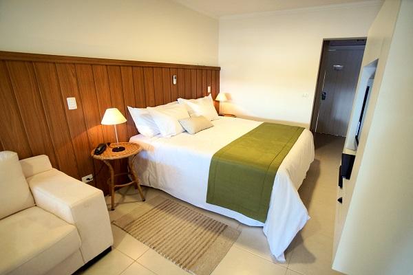 Apartamento Luxo. Imagem: Divulgação