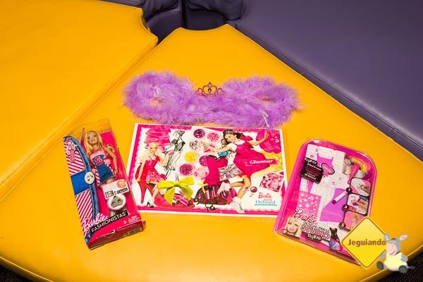 Kit da Barbie. Imagem: Erik Araújo