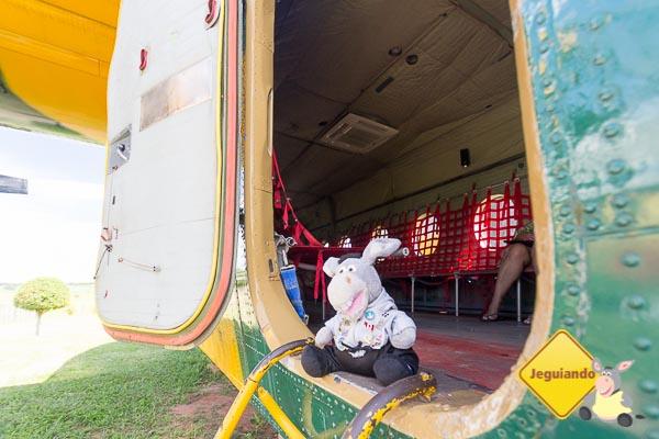Jegueton a bordo do Búfalo. Imagem: Erik Araújo