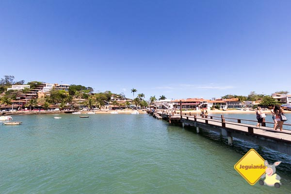 Pier da Praia da Armação em Búzios, RJ. Imagem: Erik Araújo