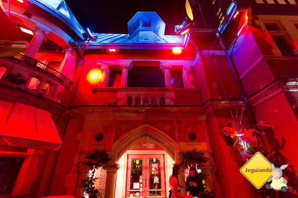 Voodoo Grill. Québec City, Québec. Imagem: Erik Araújo