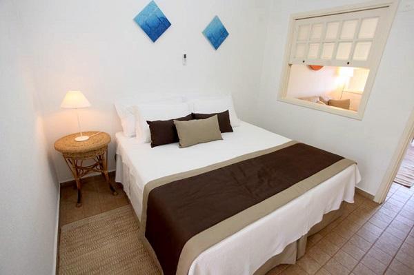 Apartamento Standard. Imagem: Divulgação