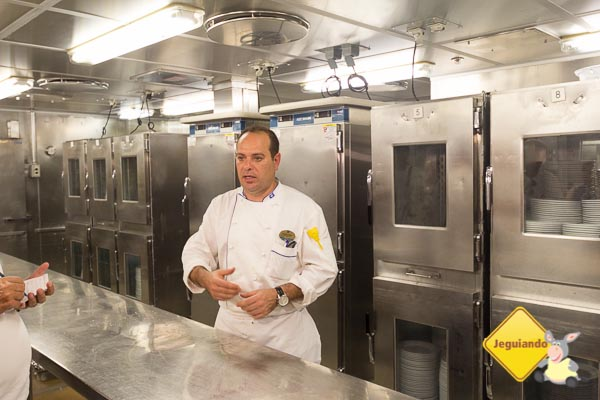 Chef Henrique Sparrow. Imagem: Erik Araújo