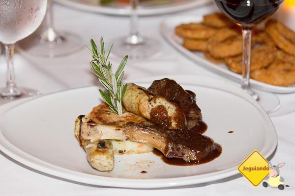 Jantar no Chops Grille. Imagem: Erik Araújo