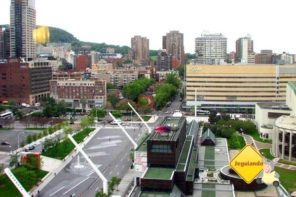 Place-des-Arts. Montréal, Québec. Imagem: Erik Araújo
