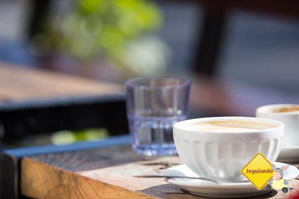 La Petite Cuillère, boa opção de café na Saint-Denis Street. Montréal, Québec. Imagem: Erik Araújo