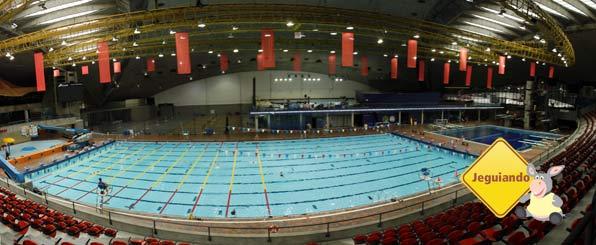 Parc Olympique de Montréal. Montréal, Québec. Imagem: Erik Araújo