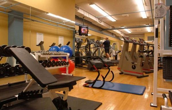 Fitness Center. Delta Montréal. Imagem: Divulgação