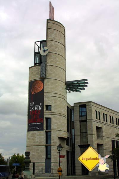 Museu Pointe-à-Callière. Montréal, Canadá. Imagem: Erik Araujo
