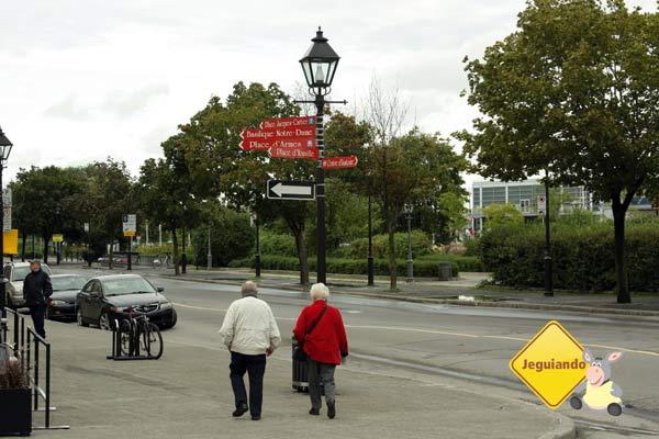 Place Royale. Montréal, Canadá. Imagem: Erik Araujo
