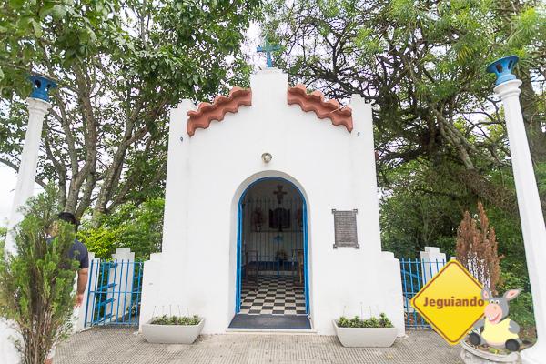 Exterior da Capela de Nossa Senhora da Penha. Imagem: Erik Araújo #DescubraoES
