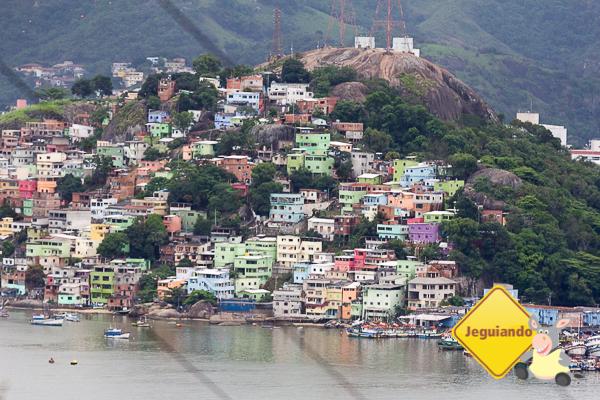 Vista de Vila Velha a partir do Convento da Penha. Imagem: Erik Araújo #DescubraoES