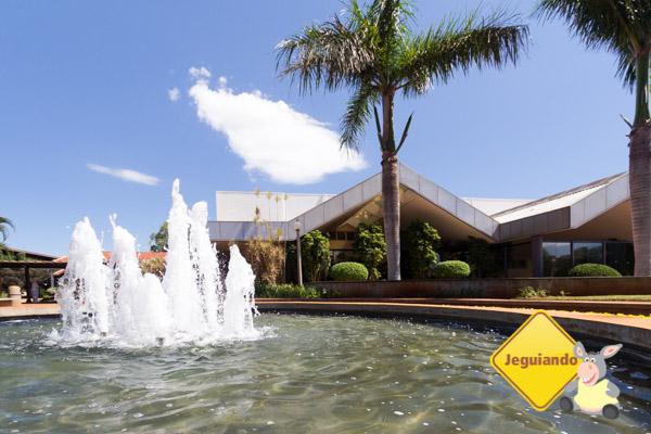 Centro de Eventos. Hotel Estância Barra Bonita. Imagem: Erik Araújo