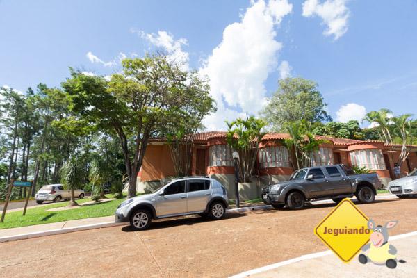 Chalé onde ficamos hospedados. Hotel Estância Barra Bonita,. Imagem: Erik Araújo