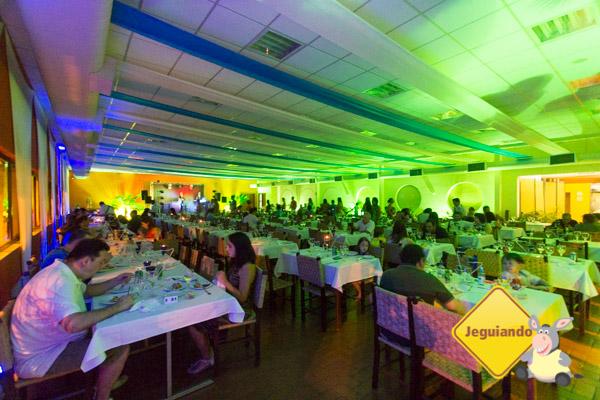 Restaurante. Núcleo Pousada. Imagem: Erik Araújo