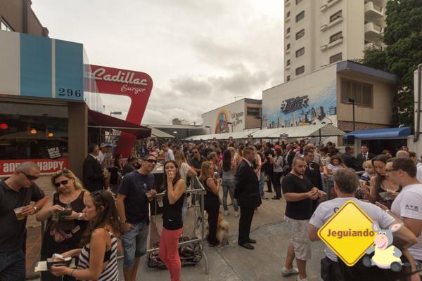 O Mercado Feira Gastronomica Edição LowRider. Imagem: Erik Araújo